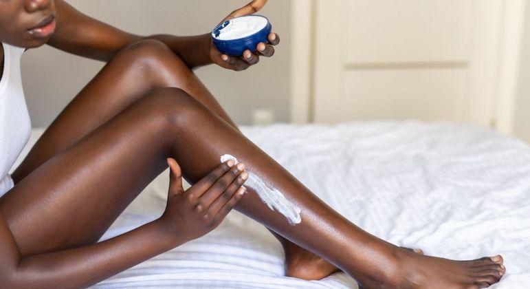 Conheça 5 erros ao aplicar um hidratante corporal