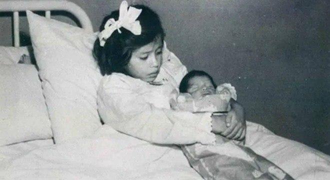 Conheça a triste história da menina que engravidou aos cinco anos de idade