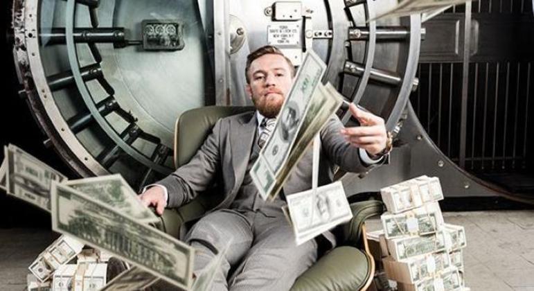 Se for para lutar como ontem, que Conor siga levando vida de milionário. Não sabe seu legado