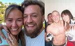 Um dos maiores lutadores dos últimos anos do UFC, Conor McGregor anunciou nas redes sociais seu noivado com Dee Devlin. O recém aposentado das artes marciais agora pode doar todo seu tempo para a mulher que conheçou quando ainda era jovem e estava só começando no mundo das lutas