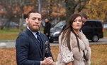 McGregor, que completou 32 anos no último mês, fez o anuncio dois meses após se aposentar do UFC, pela terceira vez. Pelo visto, o lutador vai finalmente se doar exclusivamente para a mulher da sua vida