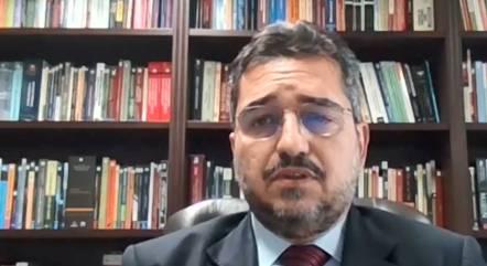 Cláudio Terrão concedeu entrevista exclusiva