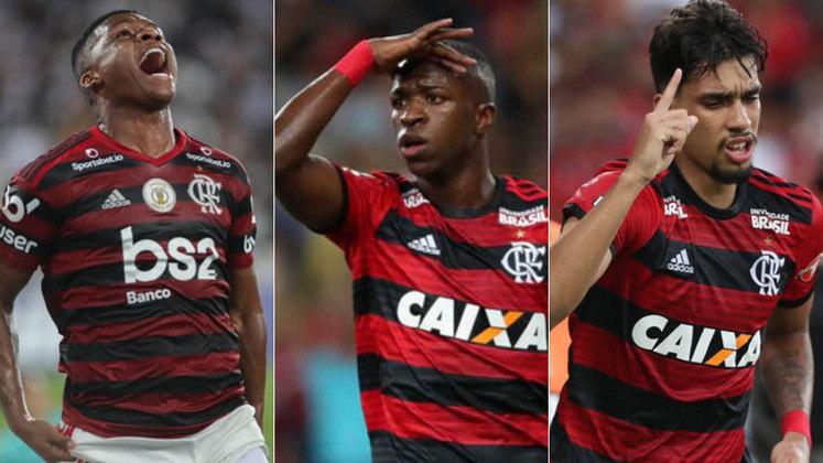 Considerado o dono de uma das melhores categorias de base do Brasil, o Flamengo segue lucrando com a venda de suas revelações. O mais recente foi Lincoln, vendido nesta semana ao Vissel Kobe, do Japão. O LANCE! relembra outros Garotos do Ninho negociados nos últimos anos.