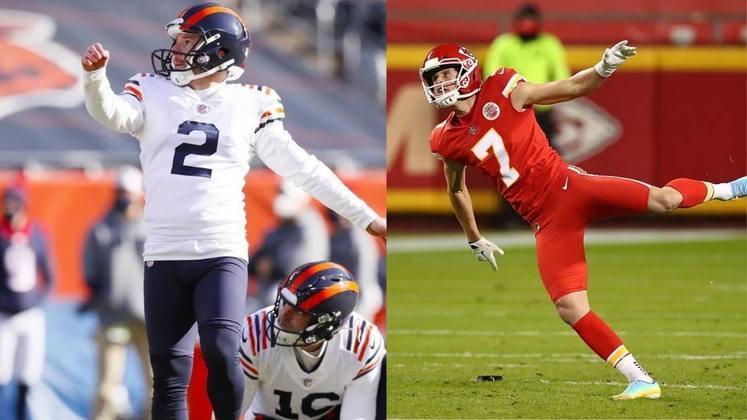 Considerando a performance recente, consistência e um pouco do desempenho histórico dos atletas em atividade, quem será o melhor kicker da NFL?