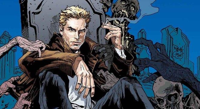 Constantine ganhará nova série no HBO Max, afirma site