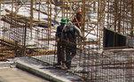 Materiais de construção aumentaram 2,96%, com destaque para os segmentos de aço, madeira e PVC