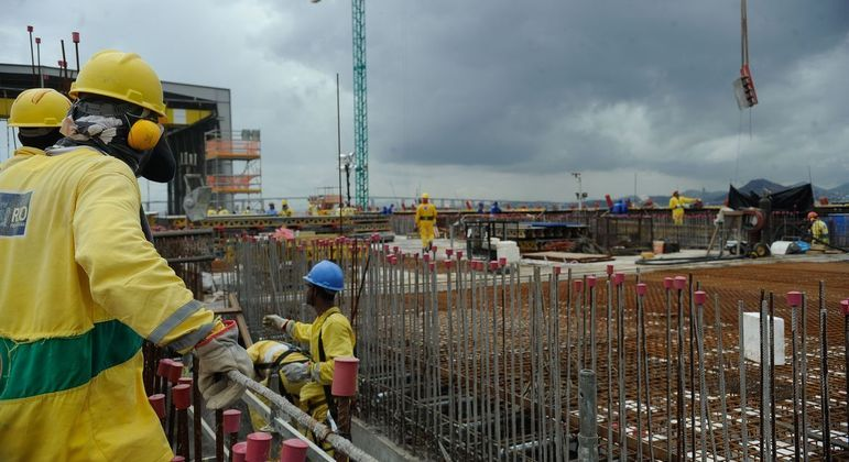 Índice de Confiança da Construção subiu 2,2 pontos de abril para maio deste ano