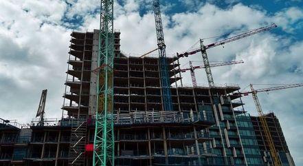 Confiança da construção tem o maior nível desde 2014
