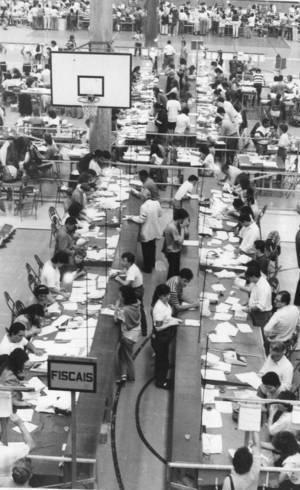 Contagem de votos era complexa e tinha fraudes no passado
