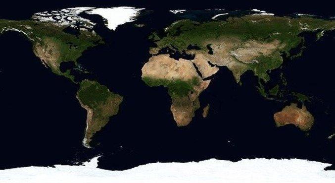 Novo supercontinente vai se chamar Amásia