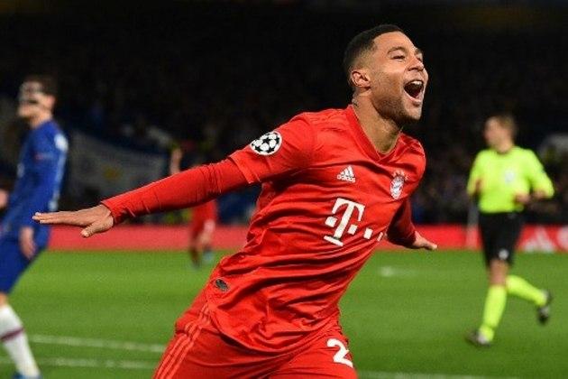 Continuando com o Bayern, Gnabry foi uma das peças da engrenagem do time que encantou a todos na temporada. Foram 23 gols e 14 assistências em 46 partidas.
