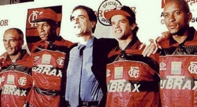 Badalados, jogadores do Flamengo não decolaram