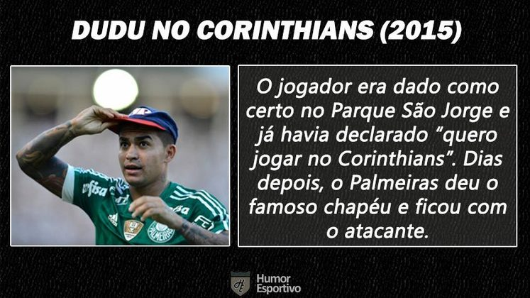 Contratações 'fail' do futebol brasileiro: Dudu no Corinthians