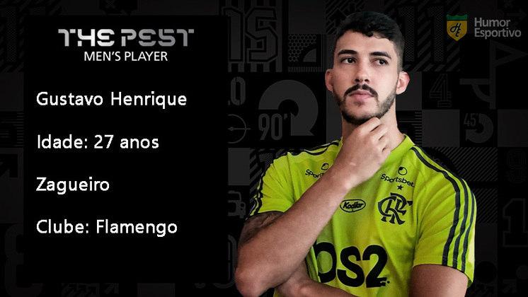 Contratado no início do ano com grande expectativa, Gustavo Henrique não conseguiu agradar os torcedores do Flamengo e acumulou muitos erros na zaga rubro-negra