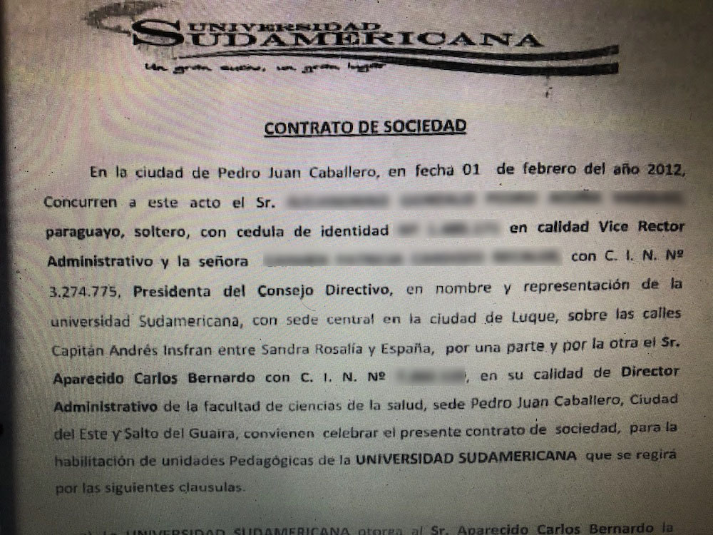 Contrato UCP (Reprodução)