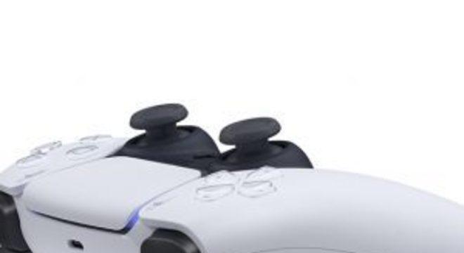 Controle DualSense do PS5 pode interpretar sons para criar vibrações