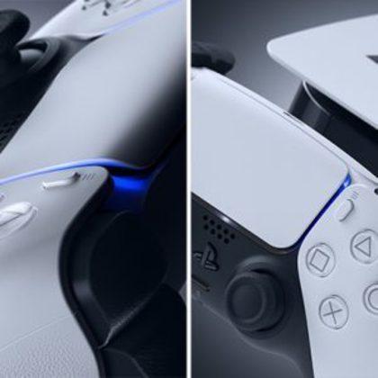Controle DualSense tem frente removível e pode ser facilmente personalizado