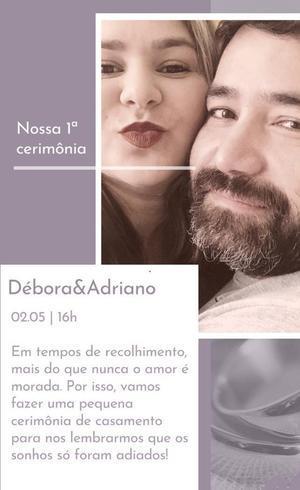 Convite do casamento on-line