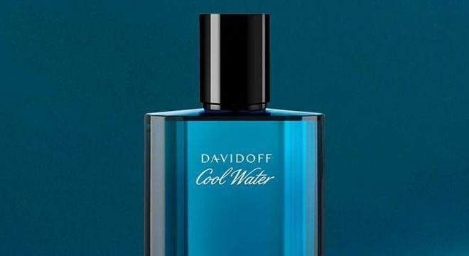 Cool Water é um dos perfumes mais elogiados pelas mulheres