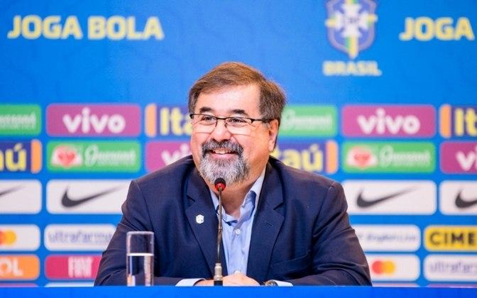 Coordenador da CBF, Marco Aurélio Cunha reagiu de forma negativa às recomendações da OMS. Em entrevista ao