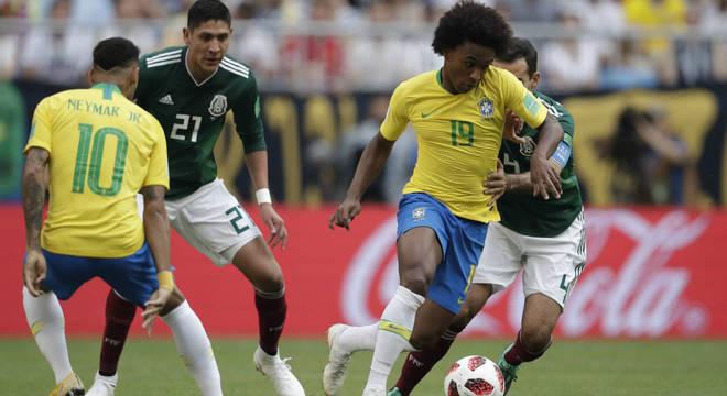 Copa da Rússia perdeu espaço nos noticiários no Brasil