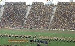 Na Copa do Mundo da Alemanha, em 1974, o clima da ditadura serviu para manter o grupo tenso. A opinião pública considerava que interesses políticos prejudicavam o grupo e o equilíbrio da equipe em campo