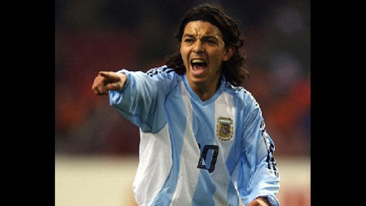 Copa América 1997 - Colocação da Argentina: perdeu para o Peru nas quartas de final