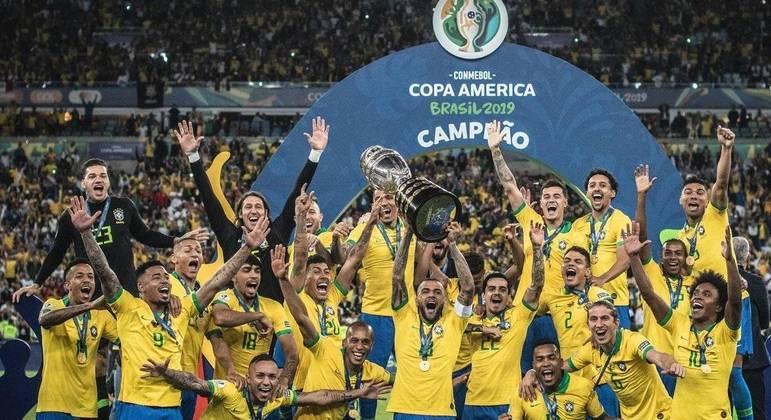 Copa América de 2019. Só R$ 847 milhões para a Conmebol em transmissão