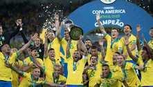 Copa América será disputada no Brasil, confirma Jair Bolsonaro