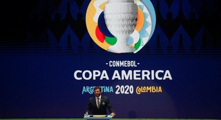 Conmebol cancela Copa América na Argentina e busca nova sede