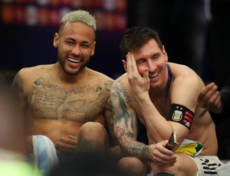 Para a amizade se manter. Neymar terá de mudar seu comportamento no PSG