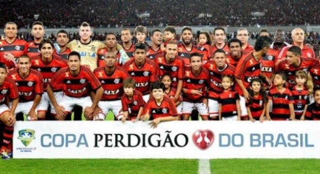 Copa do Brasil foi redentora para o Flamengo