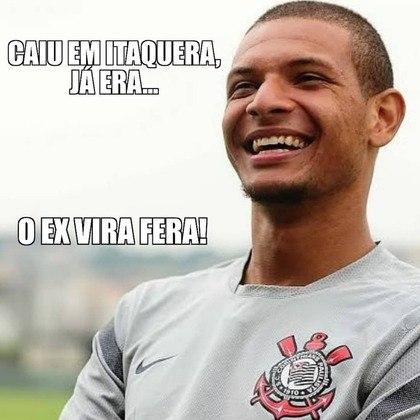 Copa do Brasil 2019: na partida de ida das oitavas de final, o Flamengo venceu dentro da casa do Corinthians com direito a lei do ex. Willian Arão marcou o gol do jogo