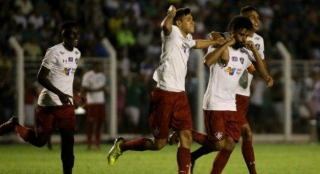 Copa do Brasil - Caldense x Fluminense