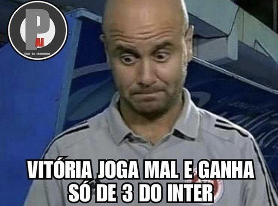 Copa do Brasil: eliminado pelo Vitória, Internacional não escapa dos memes