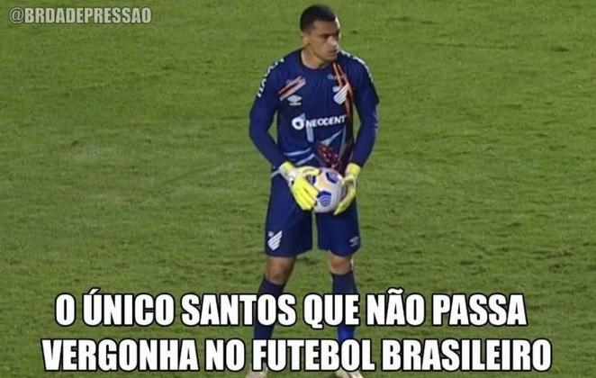 Copa do Brasil: os melhores memes da eliminação do Santos na Copa do Brasil