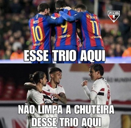 Copa do Brasil: os melhores memes de São Paulo 2 x 0 Vasco da Gama