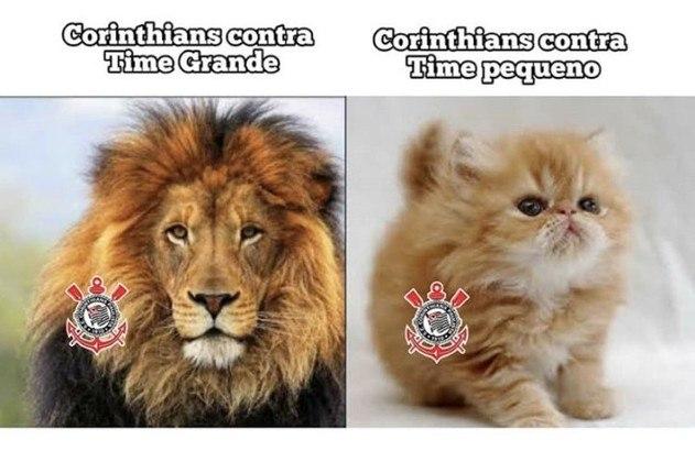 Copa do Brasil: os memes da eliminação do Corinthians para o América-MG