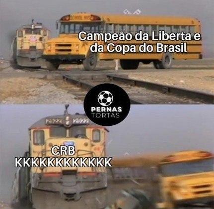 Copa do Brasil: Palmeiras é eliminado pelo CRB, nos pênaltis, e é alvo de memes dos rivais