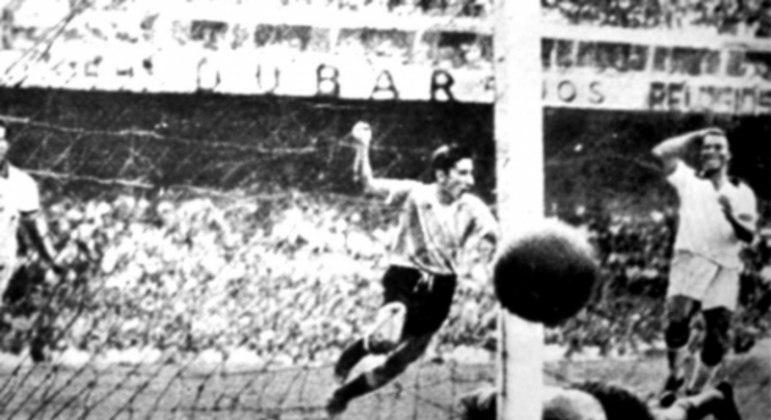 Zizinho fez parte da seleção brasileira que disputou a Copa do Mundo de 50