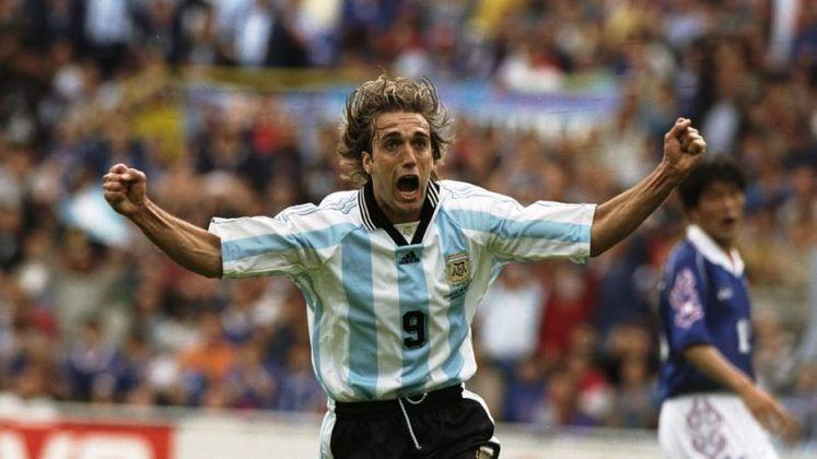 Copa do Mundo 1998 - Colocação Argentina: perdeu para a Holanda nas quartas de final