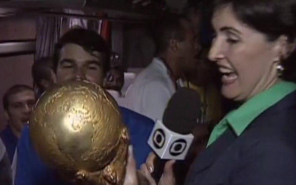 A CBF acabou com os privilégios da Globo na concentração da seleção. Desde Marco Polo