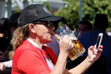 Estoques de cerveja em bares russos estão acabando