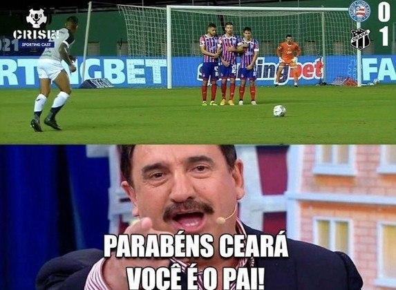 Copa do Nordeste: os memes de Bahia 0 x 1 Ceará