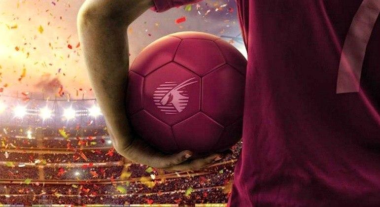 Poster da Copa do Qatar