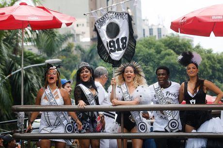 Cordão do Bola Preta reuniu 630 mil pessoas