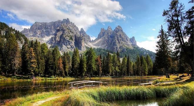 Cordilheira das Dolomitas será o destino dos 10 vencedores do concurso