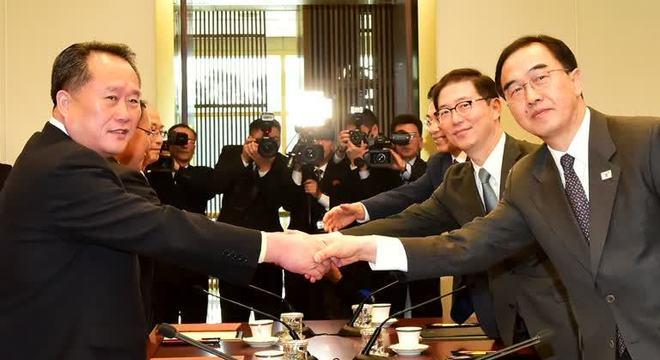 Cúpula militar entre as Coreias selou o acordo, nesta sexta-feira