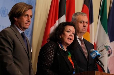 Representantes europeus condenam testes
