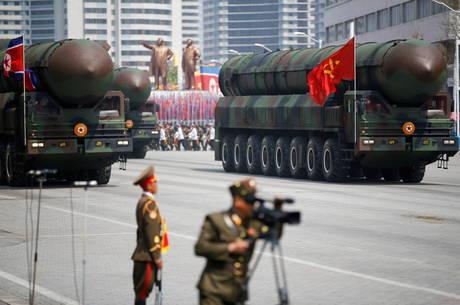 Kim poderá discursar em feriado norte-coreano